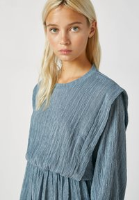 PULL&BEAR - Day dress - blue - 3