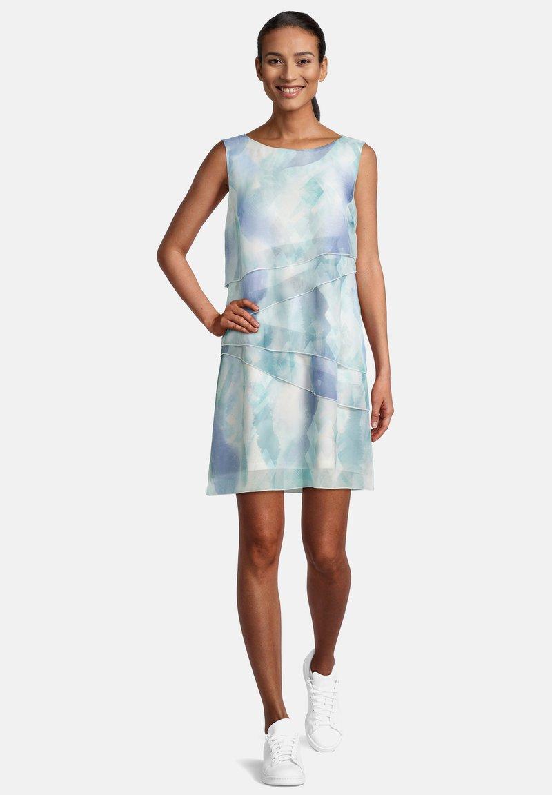 Betty Barclay - Day dress - blue/petrol