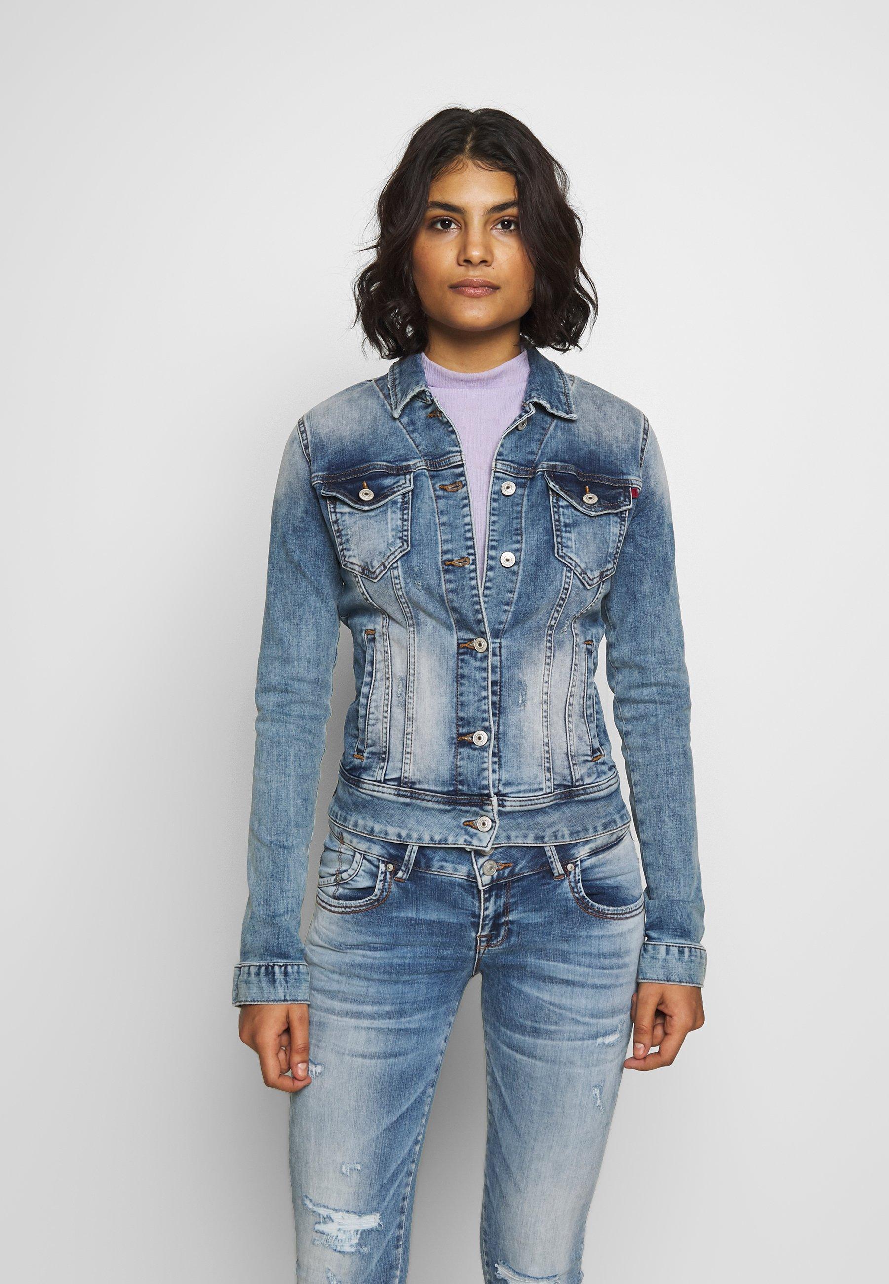 Discount Women's Clothing LTB DEAN X Denim jacket akis wash cvLGDaRrN