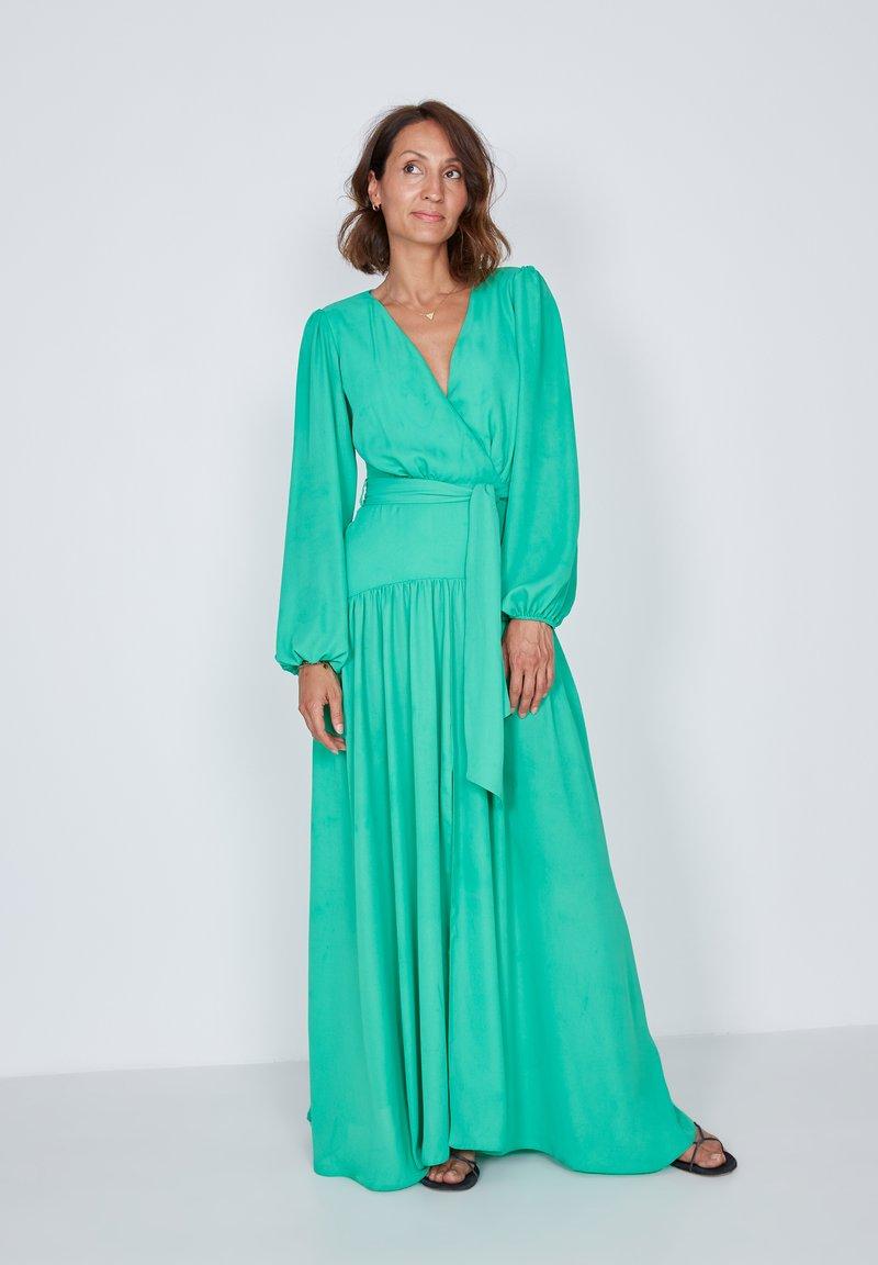 True Violet - Maxi dress - green