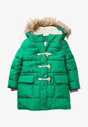 Winter coat - schottengrün