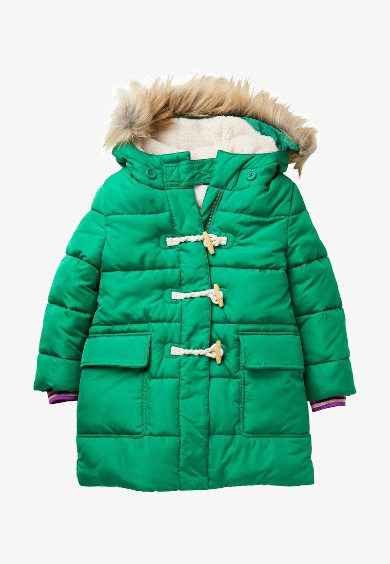 Boden - Winter coat - schottengrün