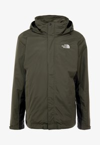 The North Face - EVOLUTION II TRICLIMATE 2-IN-1 - Hardshelljacka - new taupe green/black - 6