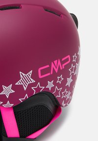 CMP - KIDS SKI HELMET - Helm - magenta - 4