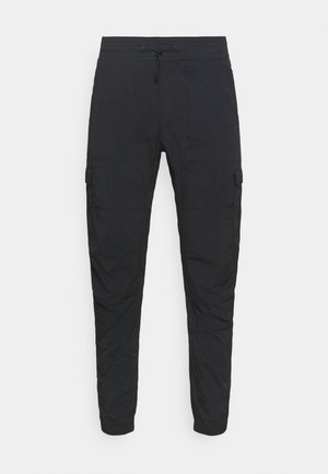 HIT PANT - Kangashousut - black