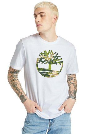 KENNEBEC  - T-shirt print - white