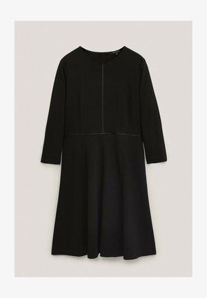 MIT SCHLEIFE - Robe d'été - black