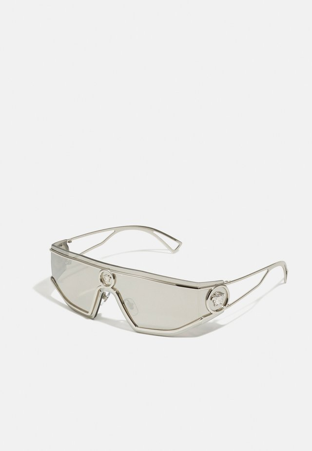UNISEX - Zonnebril - silver coulored