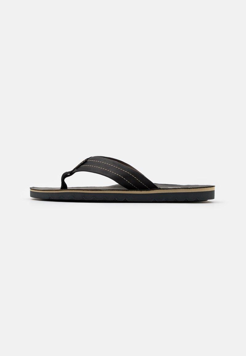 Reef - VOYAGE - T-bar sandals - noche