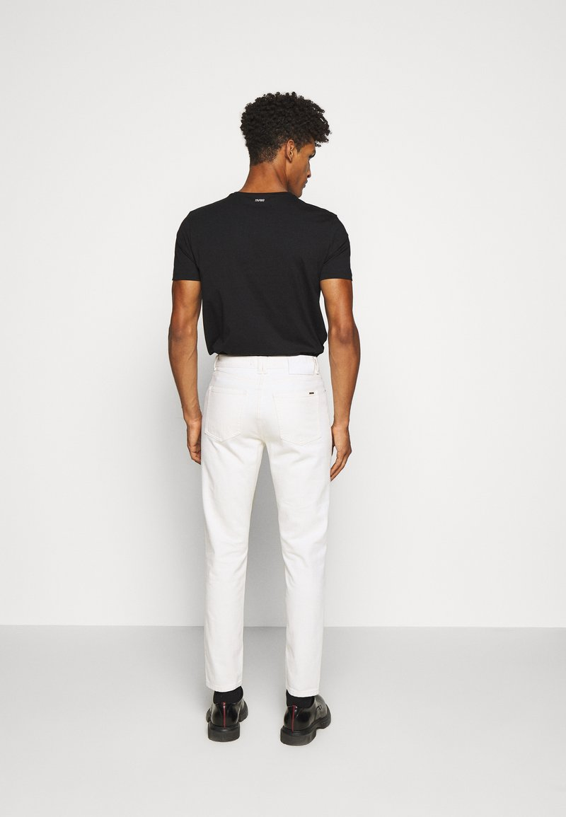 HUGO - Slim fit jeans - natural