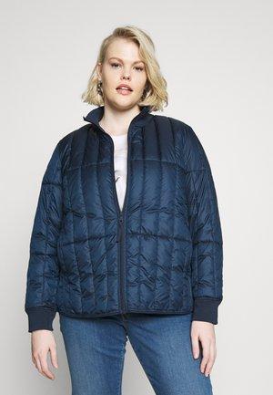 LIGHT WEIGHT JACKET - Light jacket - real navy blue