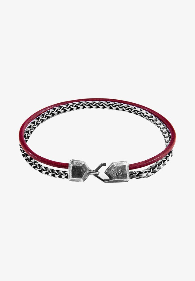 Armband - red