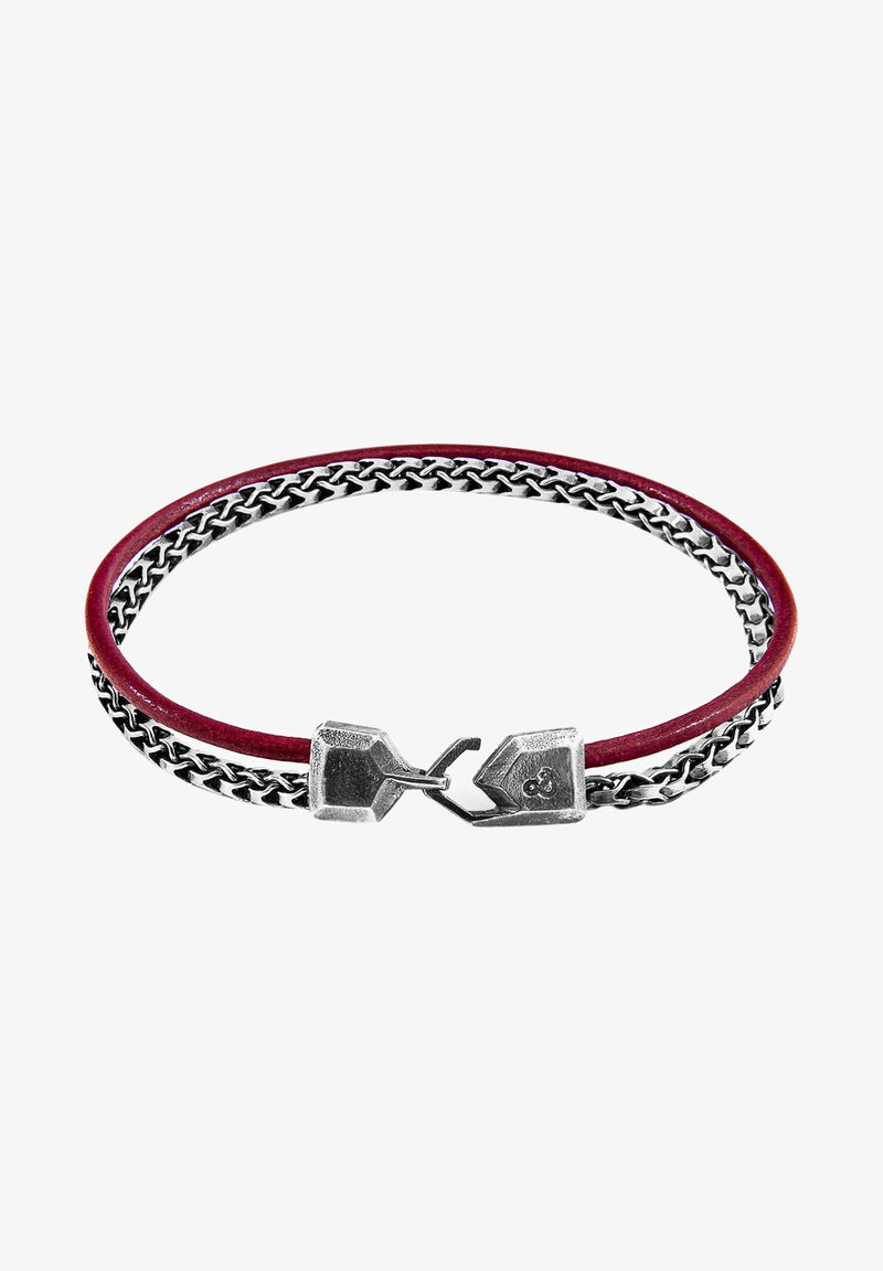 Anchor & Crew - Bracelet - red