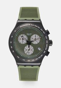 Swatch - JUNGLE SNAKE - Watch - khaki - 0