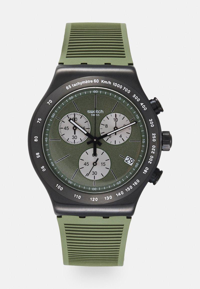 Swatch - JUNGLE SNAKE - Watch - khaki