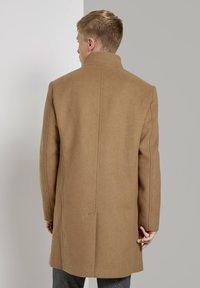 TOM TAILOR DENIM - Classic coat - hay beige - 2
