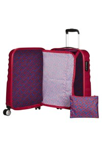 American Tourister - WAVEBREAKER DISNEY - Wheeled suitcase - bordeaux - 3