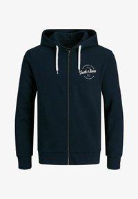 Jack & Jones - Bluza rozpinana - navy blazer - 5