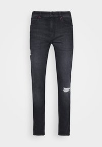 HUGO - Slim fit jeans - charcoal - 4