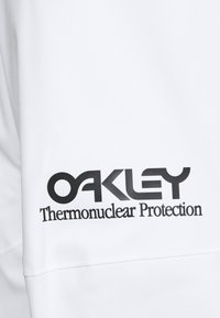 Oakley - LINED SHELL PANT - Snow pants - white - 6