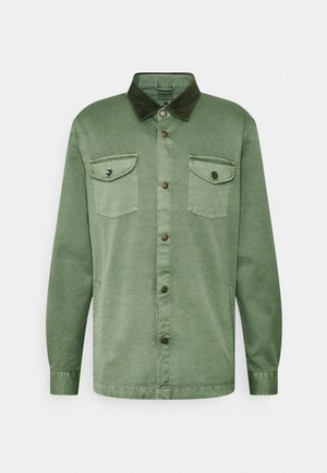 Summer jacket - dusty olive