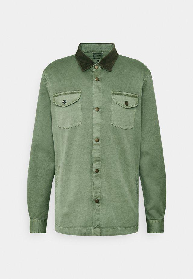 Summer jacket - dusty olive