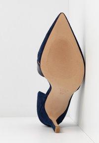 Zign - Escarpins à talons hauts - dark blue - 6