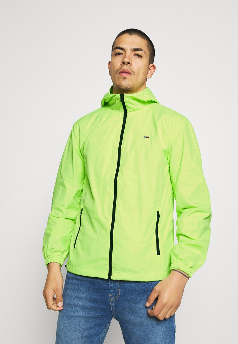 Tommy Jeans - PACKABLE  - Outdoor jacket - green