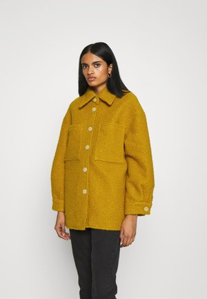 PCSANURA  - Short coat - harvest gold