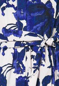 Diane von Furstenberg - QUEENA - Shirt dress - blue - 8