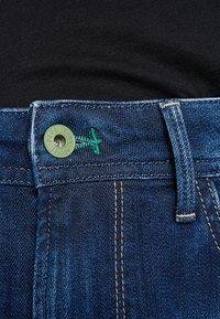 Pepe Jeans - STANLEY - Jeans Tapered Fit - dark used wiserwash - 6
