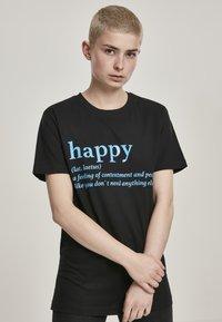 Merchcode - Camiseta estampada - black - 0