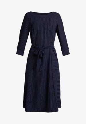 NUMIRABEI DRESS - Jerseykjole - sapphire