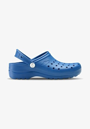SANITARIOS FLOTANTES GRUYERE - Sandalias de senderismo - azul
