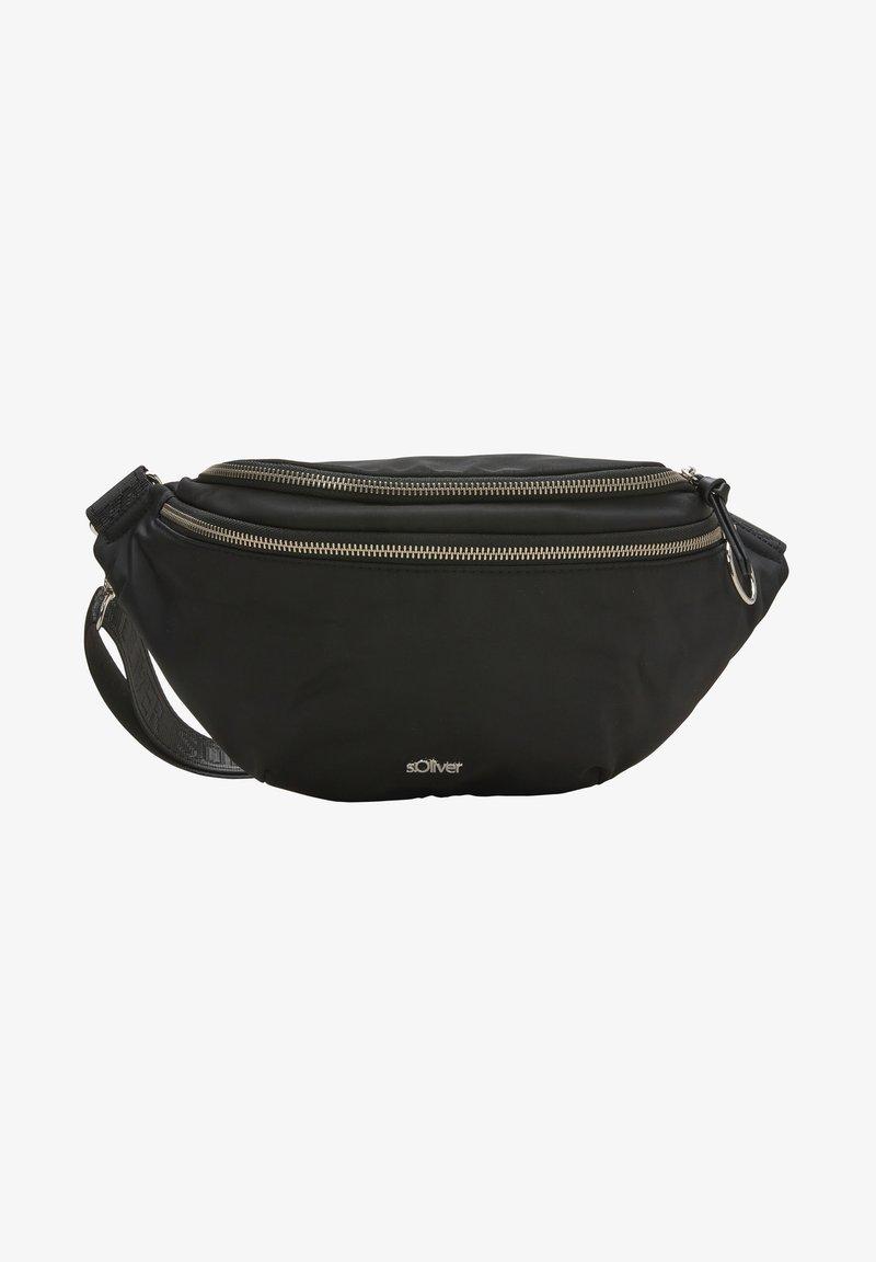 s.Oliver - Bum bag - black