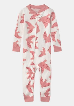 BIRD - Pyjamas - white/light pink