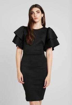 KHLOE DRESS - Etuikjole - black