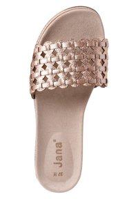 Jana - Slippers - rose/gold - 1