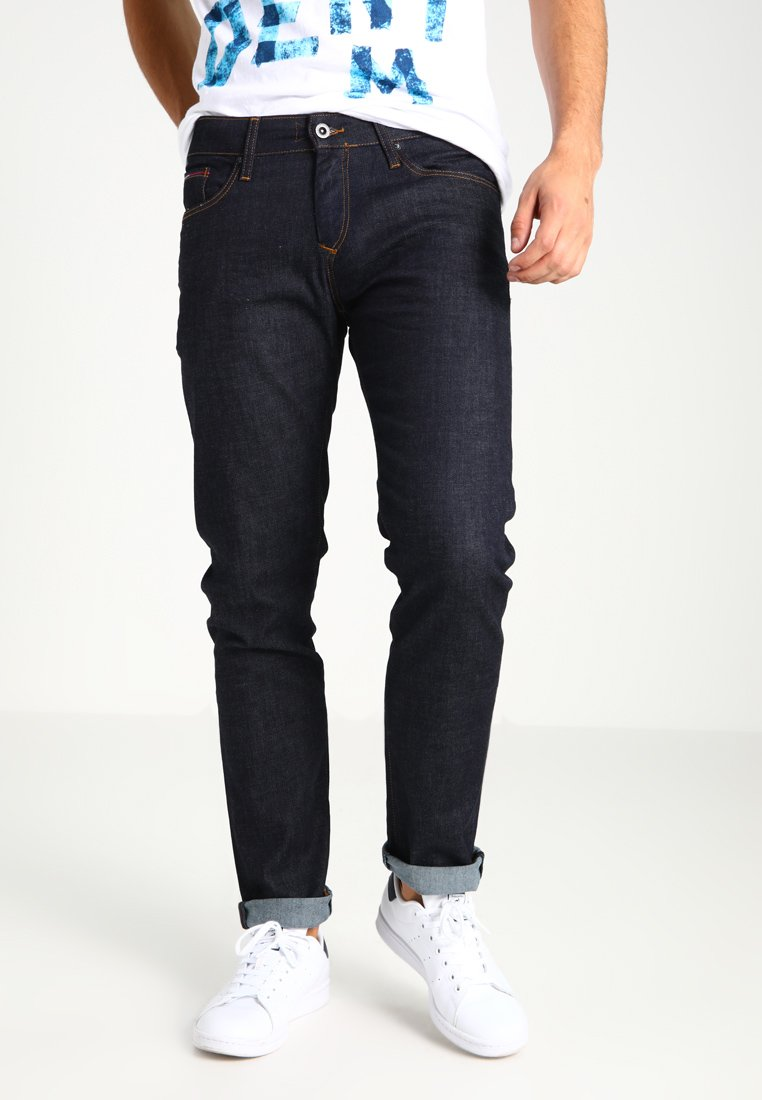Hilfiger Denim - SCANTON SLIM  - Vaqueros slim fit - rinse