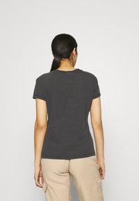 JDY - JDYFAROCK LIFE PRINT - Camiseta estampada - black - 2