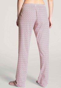 Calida - Pyjama bottoms - barberry red - 2