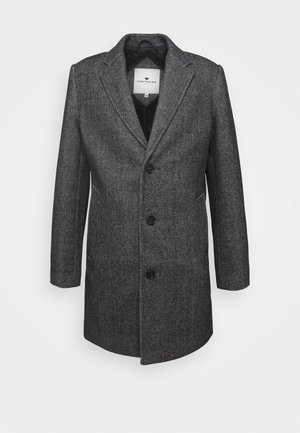 COAT THREE BUTTONS - Classic coat - mottley grey