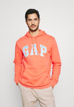 FILLED ARCH - Sweatshirt - fire coral