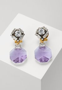 EARRINGS - Earrings - lilac