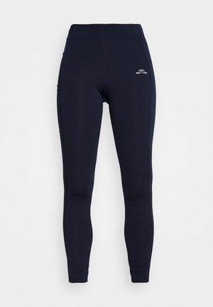 ZENA WINTER GOLF - Trousers - navy