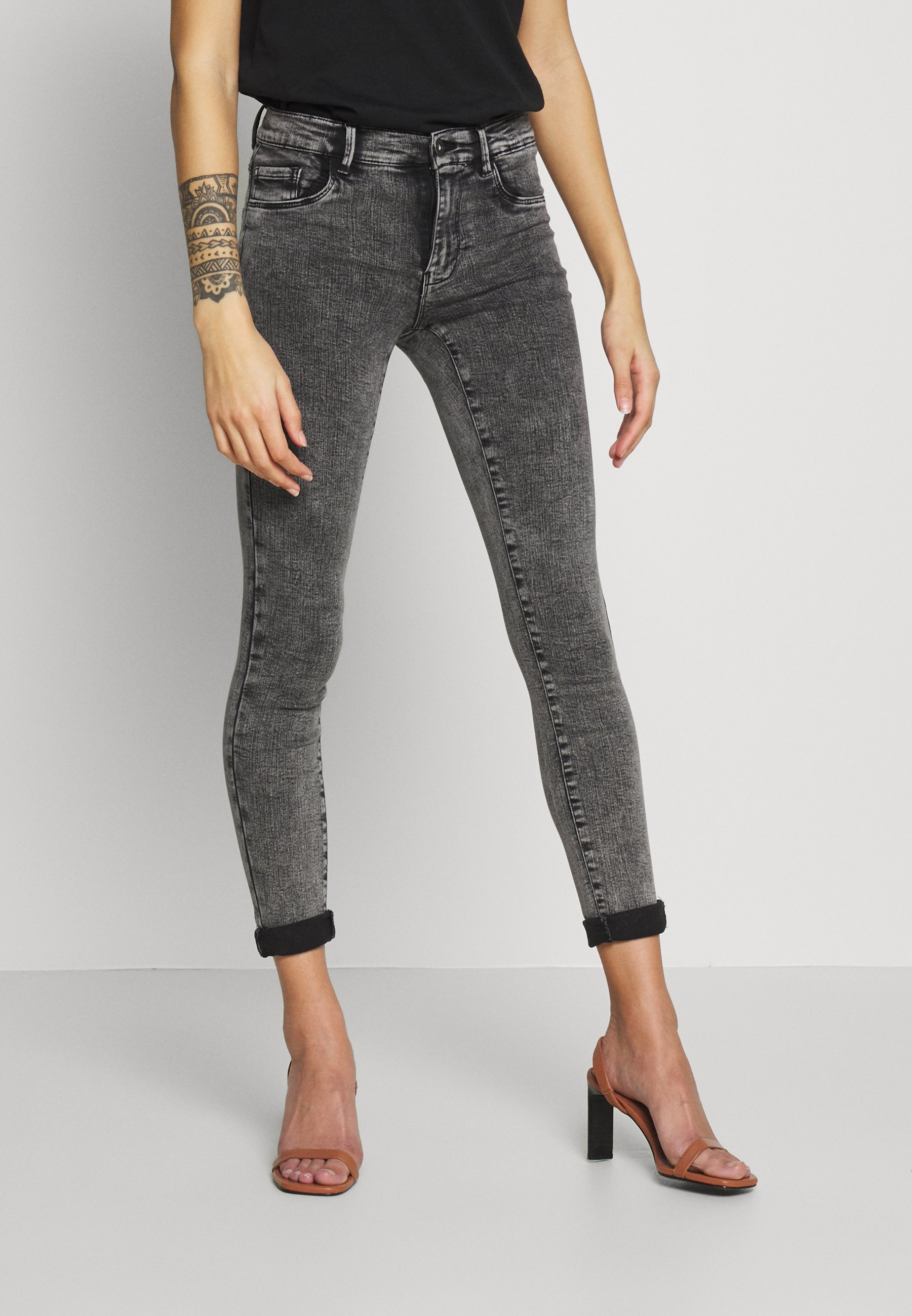 Women ONLRAIN ACID WASH  - Jeans Skinny Fit