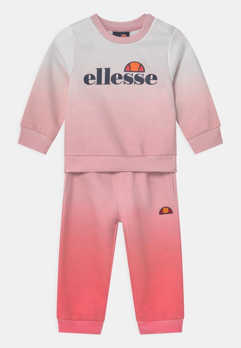 Ellesse - SIMINIO SET UNISEX - Træningssæt - pink