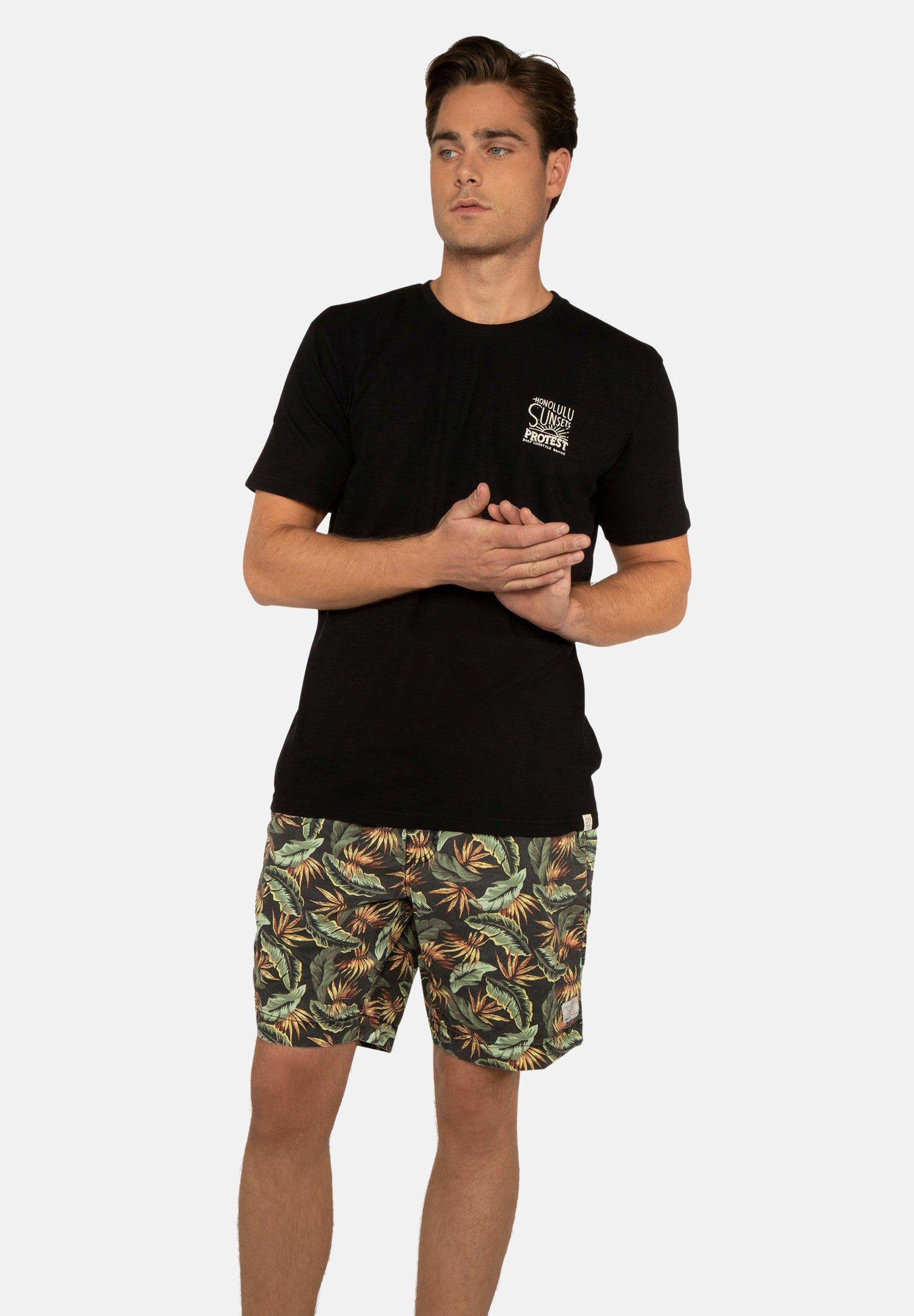 Homme TALBOT  - T-shirt imprimé