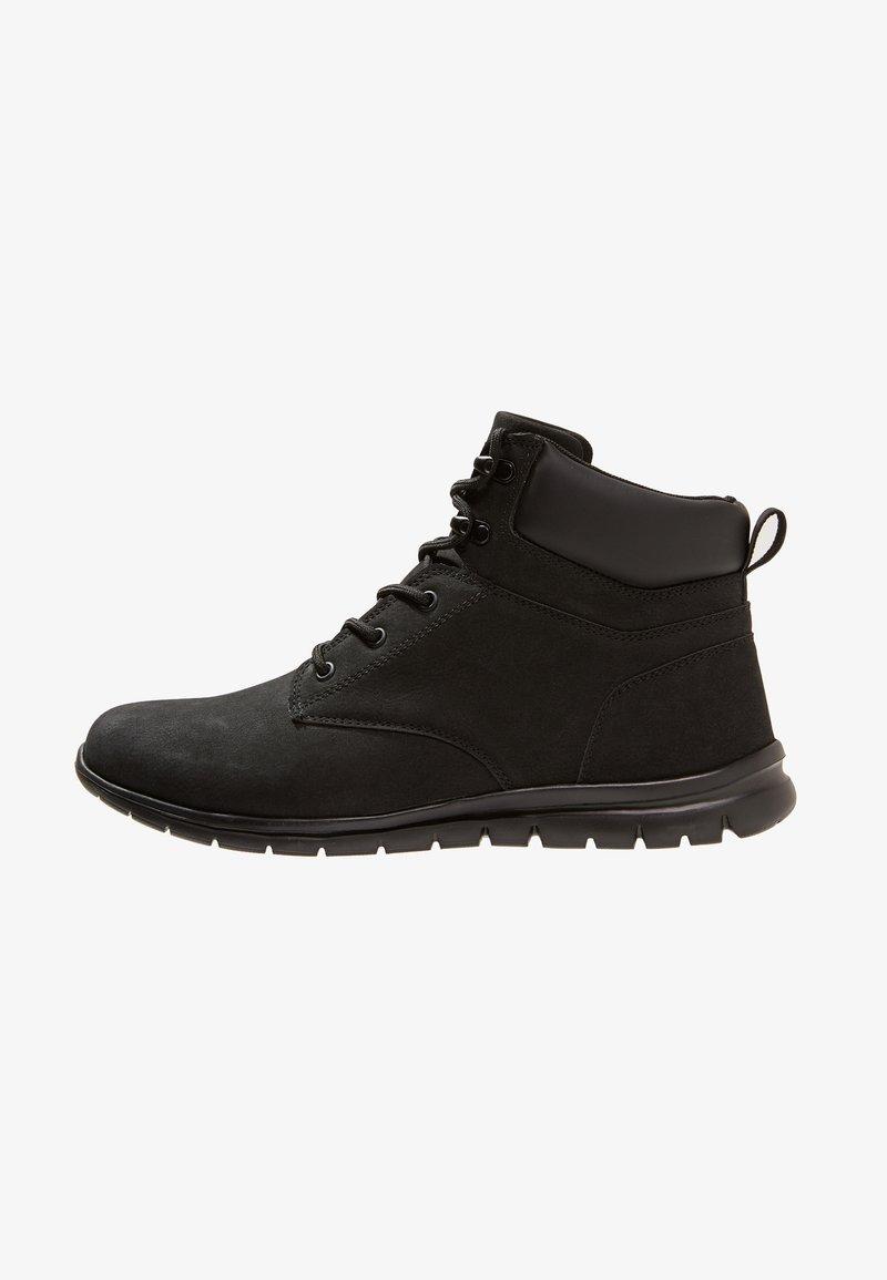 YOURTURN - Sneakers hoog - black