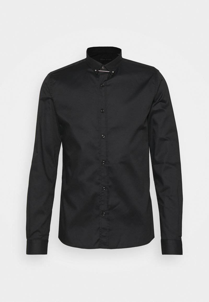 Shelby & Sons - FORDWICH SHIRT - Camicia elegante - black